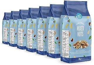 Amazon Marke - Happy Belly Gemischte Nüsse, 7x200 g