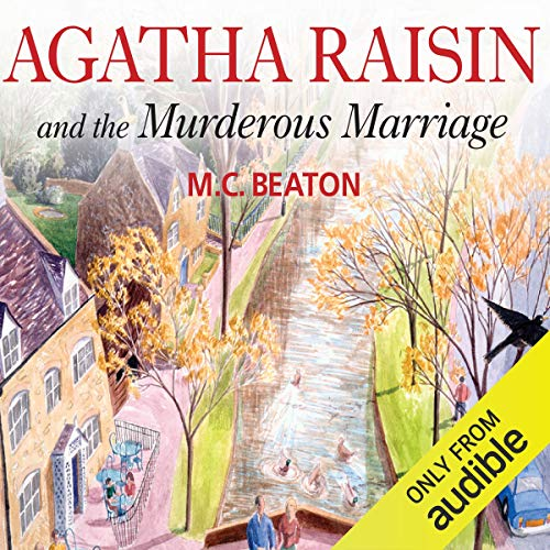 Couverture de Agatha Raisin
