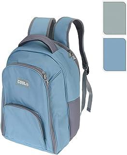 Nevera tipo mochila con 3 compartimentos 12l 40x30x10cm