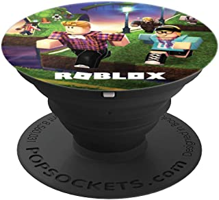 Roblox Characters App Icon Pop Socket PopSockets Stand for Smartphones and Tablets - PopSockets Grip and Stand for Phones and Tablets