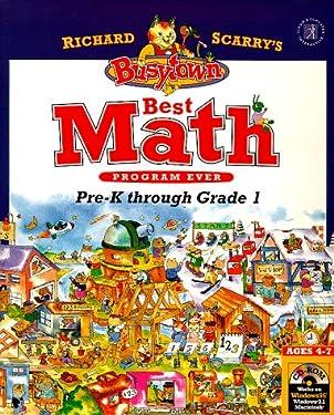 Richard Scarry's Best Math Program