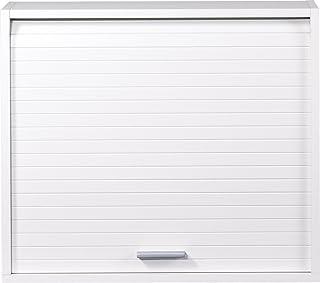 SIMMOB MCU3175002 Elément de Rangement, Bois, Blanc, 60cm X 25cm