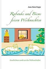 Rabauke und Biene feiern Weihnachten Taschenbuch