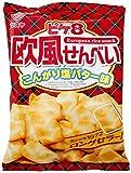 マスヤ ピケエイト 欧風せんべい こんがり塩バター味 103g