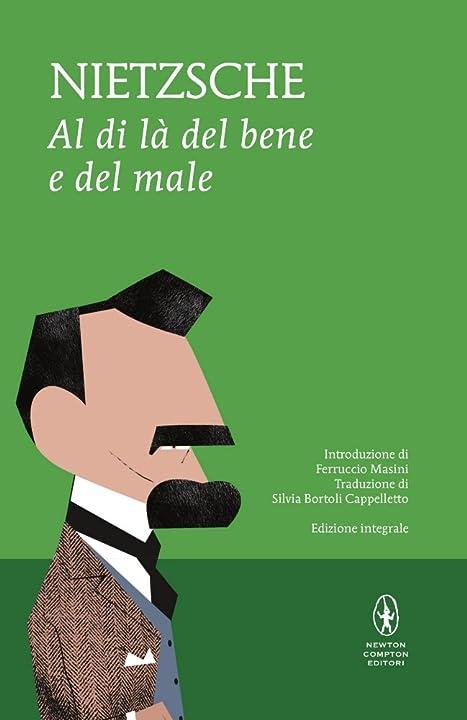 Friedrich nietzsche - al di là del bene e del male. ediz. integrale (italiano) copertina rigida 978-8854171640