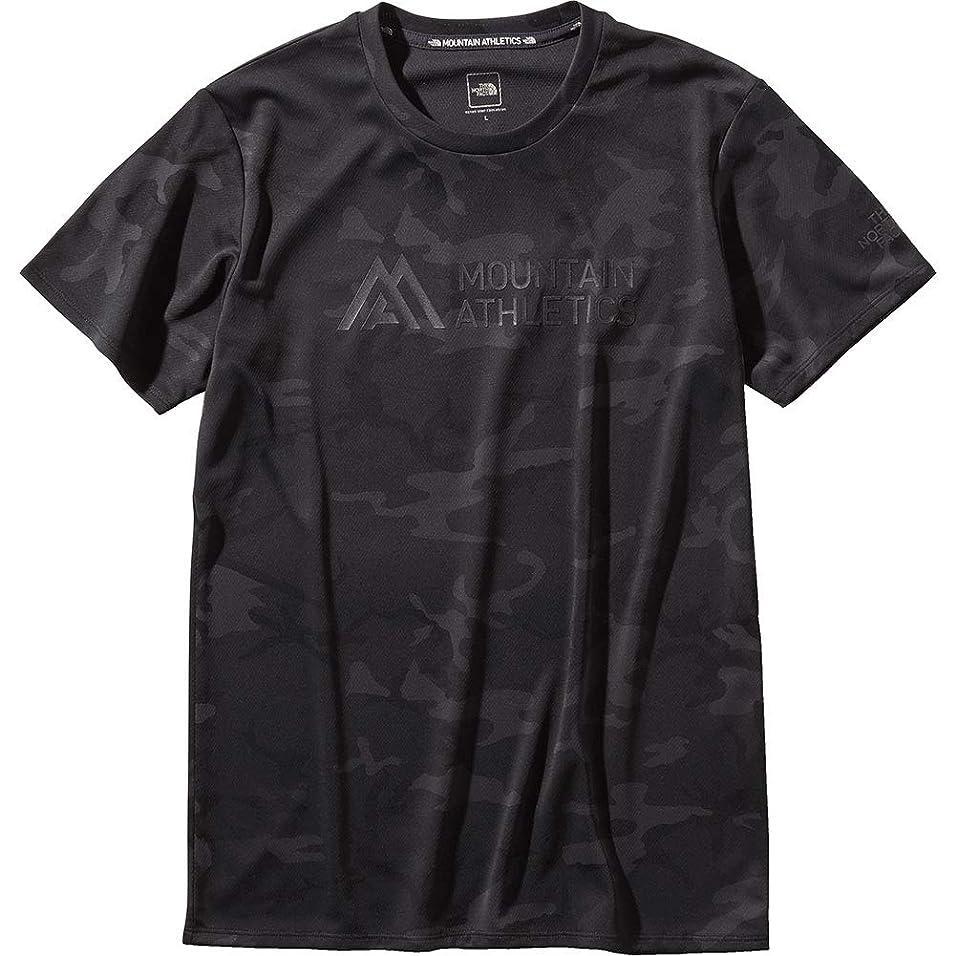 出来事口実ボール[ザノースフェイス] Tシャツ ショートスリーブアンペアMAクルー メンズ
