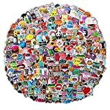 500 PCS Stickers Pack (50-500Pcs/Pack), Colorful Waterproof Stickers for Hydro Flask, Laptop, Phone, Water Bottle, Cute Aesthetic Vinyl Stickers for Teens, Girls