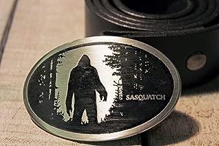 Best bigfoot belt buckle Reviews