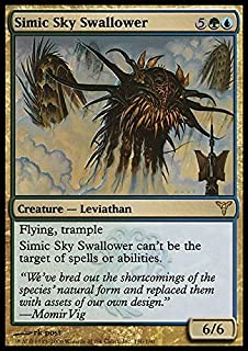 Magic: the Gathering - Simic Sky Swallower - Dissension