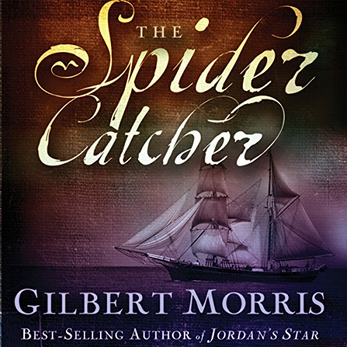 The Spider Catcher audiobook cover art