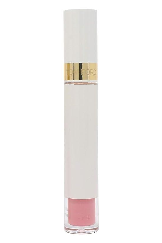 メロディー人種賢明なトム フォード Lip Lacqure Liquid Tint - # 02 Escapist 2.7ml/0.09oz並行輸入品