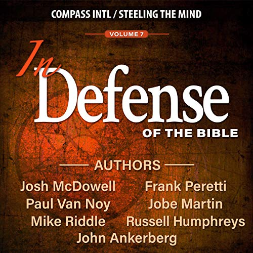 In Defense of the Bible Volume 7  By  cover art