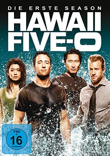 Hawaii Five-0 - Die erste Season [6 DVDs]