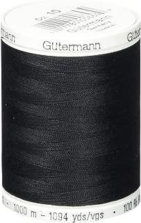 Gutermann Sew-All Thread 1094 Yards-Black (24357)