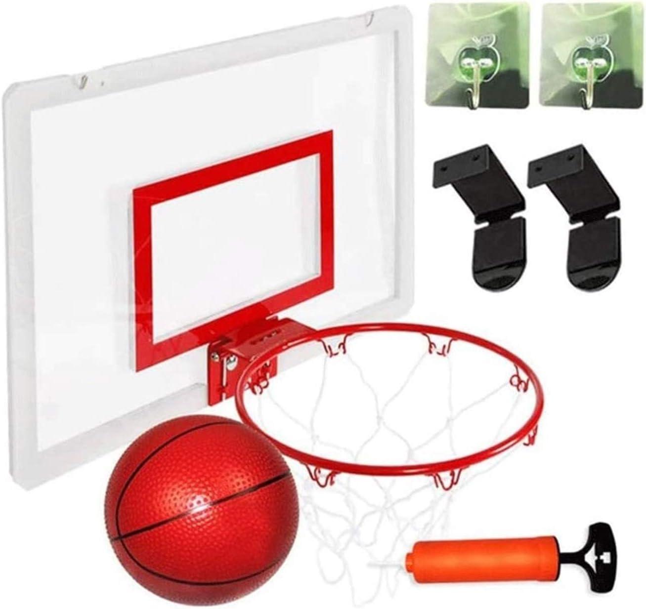 New item SMLZV Basketball Wall-Mount Boards Indoor SALENEW very popular! Children's Punch-Free