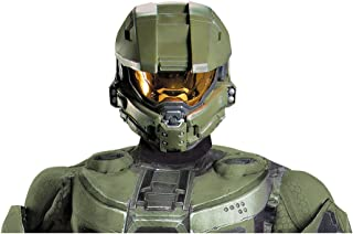 Disguise Men's Master Chief Adult Full Helmet Costume Accessory