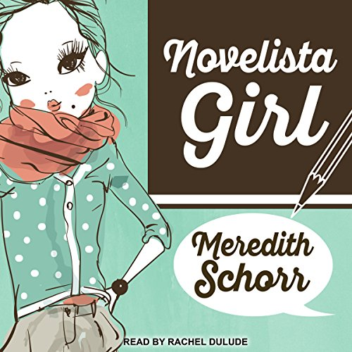 Couverture de Novelista Girl