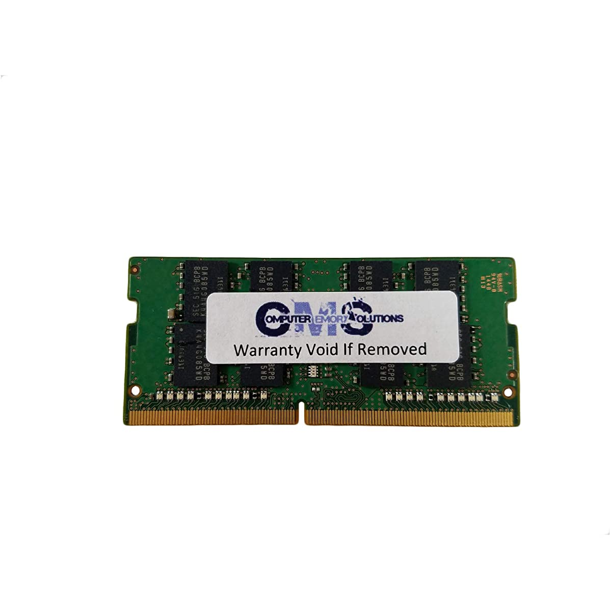 16GB (1X16GB) RAM Memory Compatible with Lenovo IdeaPad 110-15ISK, IdeaPad 110-17ACL, IdeaPad 110-17ISK by CMS C107