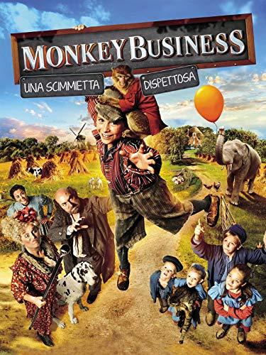 Monkey Business - Una scimmietta dispettosa