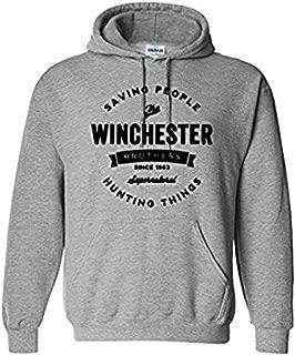 dean winchester hoodie