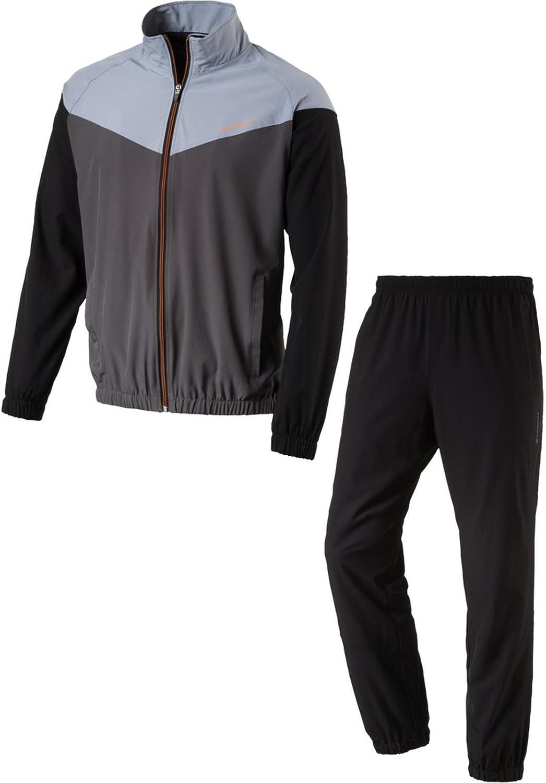 Energetics Herren Präsentationsanzug Trainingsanzug FINLEY    FLO grau schwarz, Größe 29 B07B9ZZ4QW  Diversifiziertes neues Design deac60