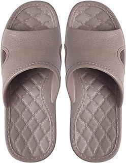 Huabei2 Sandals Slides Beach Flip Flops Pool Slides Fashio Summer indoor slippers men summer bath soft bottom non-slip hou...