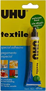 Uhu Action + Solvent Free 19ml Fabric Gl