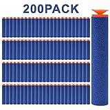 FUCAS Refill Darts 200PCS Universal Suction...
