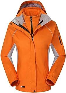 Veste chasse orange femme