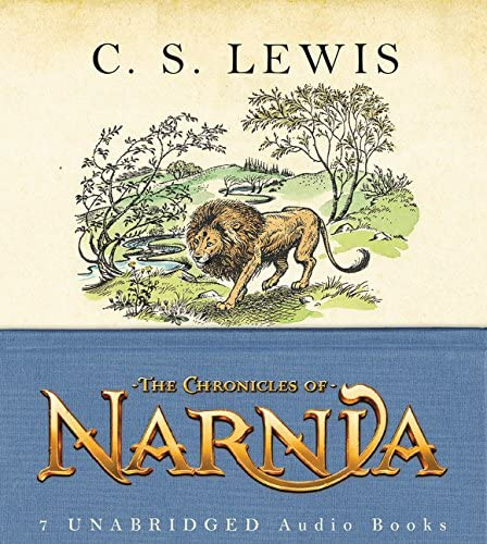 The Chronicles of Narnia Complete 7 Volume CD Box Set Unabridged product image