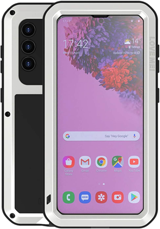 ANROD Full Body Case for Samsung Atlanta Mall S21 Sales Galaxy Outdoor 5G Love Mei