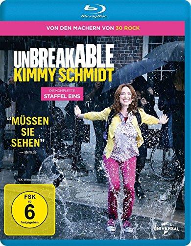 Unbreakable Kimmy Schmidt - Staffel 1 [Blu-ray]