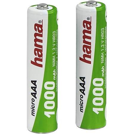 Hama Batterien Set Aaa Wiederaufladbar Elektronik