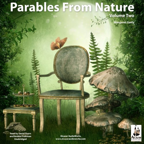 Parables from Nature, Volume 2 audiobook cover art