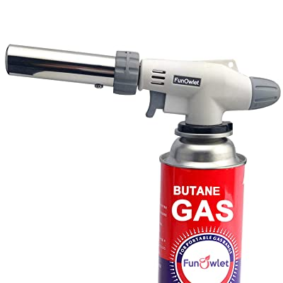 Butane Torch Kitchen Blow Lighter - Culinary To...