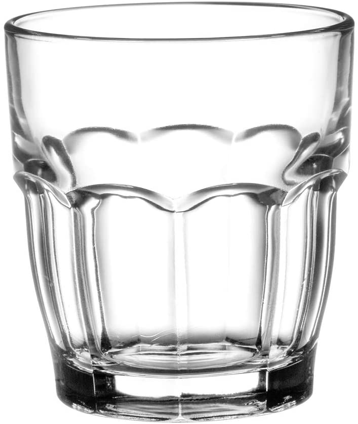 Bormioli New products, world's highest quality popular! Rocco Rock Bar Genuine Free Shipping Stackable Juice Of Set Glasses – 6
