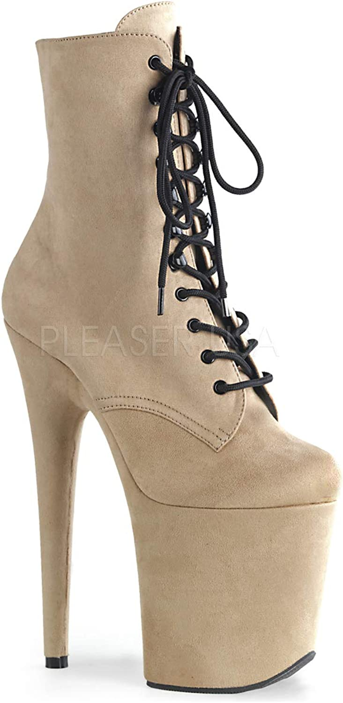 Pleaser Womens FLAMINGO-1020FS BEFS M Boots