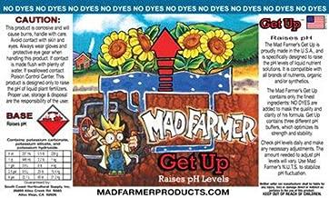 Mad Farmer Get Up - Raise pH Levels - 1 Gallon