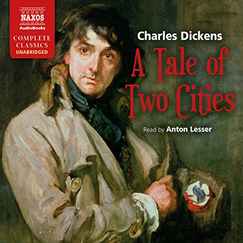 A Tale of Two Cities [Naxos] audiobook cover art