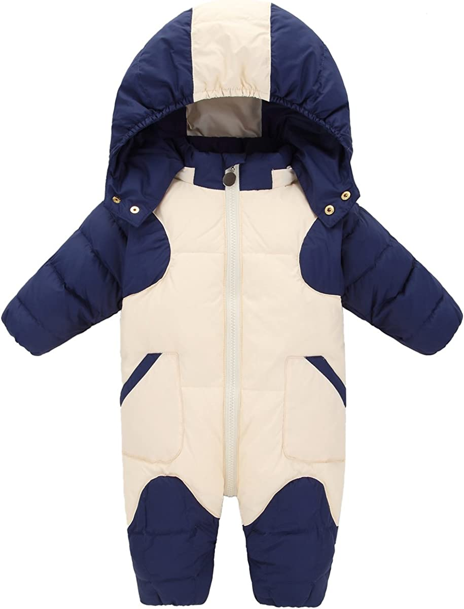 GainKee Baby Girl Ranking TOP7 and Boy Snowsuit Duck Down Jacket Max 55% OFF Kids We Snow