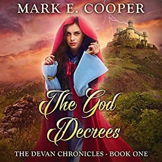 The God Decrees audiobook cover art
