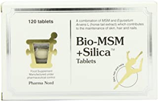 Best msm and silica Reviews