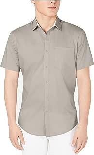 INC International Concepts Men's Short-Sleeve Pocket Shirt