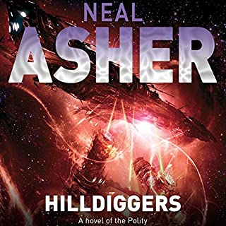 Hilldiggers cover art