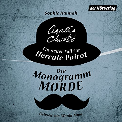Die Monogramm-Morde audiobook cover art