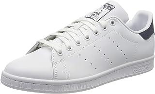 adidas Stan Smith', Sneaker Uomo, Bianco/Core White/Dark Blue, 37 1/3 EU