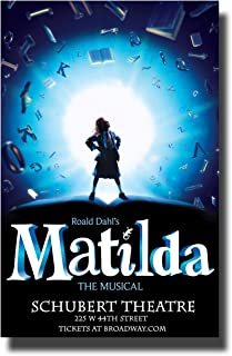 Best matilda the musical merchandise Reviews