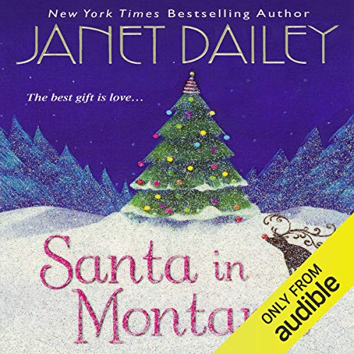 Santa in Montana audiobook cover art
