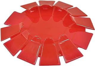 كوب بلاستيكي نيون من إنتيك (قد تختلف الألوان)