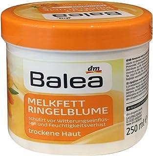 Balea Melkfett Ringelblume, schütz vor Witterungseinflüssen und Feuchtigkeitsverlust 250ml Dose